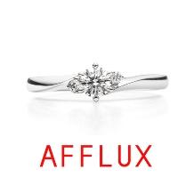 Jewelry Ito(ジュエリーイトウ)_多幸感をテーマにした指輪【AFFLUX】Euphoria ユーフォリア