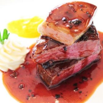 ガーデンレストラン メープルヒル(Maple Hill):【フルコース試食・試着付】メープル完全ナビ