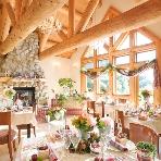 ガーデンレストラン メープルヒル(Maple Hill)のフェア画像