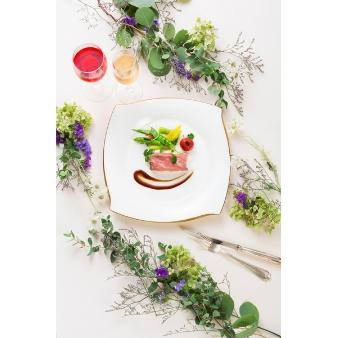 ガーデンレストラン メープルヒル(Maple Hill):【QUOカード3,000円付】メープル渾身のフルコース試食会