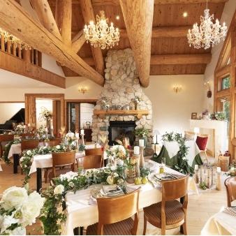ガーデンレストラン メープルヒル(Maple Hill):《組数貸切》森に佇む一軒家で上質×寛ぎ大人wedding