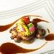 ウェディングハウス アインパルラ浦島:《絶品牛フィレ肉を堪能》シェフ渾身の一皿×挙式体験×相談会