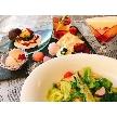 プライベートリゾート カリメーラ:\旬のいちご満載/限定スイーツ&春野菜パスタランチ付きフェア