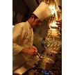 Alice Tokyo 日本橋:シェフが腕によりをかけ、自慢の料理を提供しています。