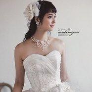 ドレス:Wedding Costume HIROTA●HIROTAグループ