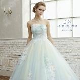 Wedding Costume HIROTA●HIROTAグループ:最旬のミントグリーンで上品なカラードレス