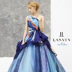 Wedding Costume HIROTA●HIROTAグループ:LANVIN(ランバン)印象に残るカラードレス
