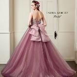 Wedding Costume HIROTA●HIROTAグループ:ローラ アシュレイ トレンドのニュアンスカラーでエアリー感をプラス