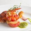 THE VILLAS 長崎(ザ ヴィラズ):平日限定◆料理重視の方へ!牛フィレ肉×オマール海老豪華試食