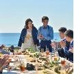 THE VILLAS 長崎(ザ ヴィラズ):【三密徹底回避◎】海辺で叶うアウトドアWD★9品試食&記念特典