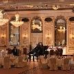 江陽グランドホテル:【100名以上でも広々過ごせる】選べる会場×本格チャペル体験