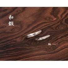 ELEGANCE(エレガンス)_指輪の強度を高める国内鍛造製法により誕生した新作ブランド『和鍛』-わたん-