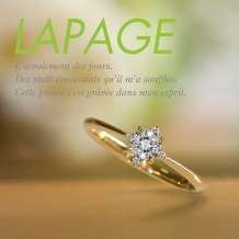 ELEGANCE(エレガンス):【LAPAGE-ラパージュ-*南十字星】