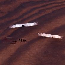 ELEGANCE(エレガンス):【watan-和鍛-】槌目 つちめ