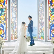 アオアヲ ナルト リゾート:【卒花人気のフェア】海辺のチャペル体験フェア