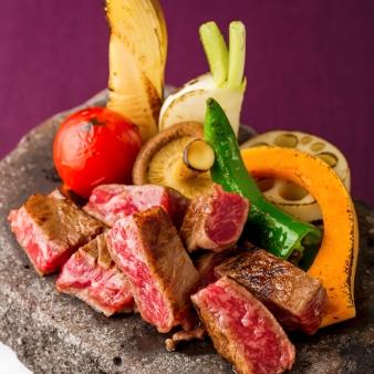 響 風庭 赤坂(HIBIKI):残僅か!和牛ステーキなど5品ハーフコース試食&緑溢れる庭園体感