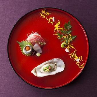 響 風庭 赤坂(HIBIKI):【現代和食×伝統神社】2万円相当◇山形牛鉄板焼コース試食会