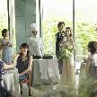響 風庭 赤坂(HIBIKI):【6名~家族婚】緑溢れる貸切会場×出来立て料理おもてなし体験