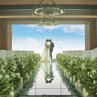 GRANADA SUITE 福岡(グラナダ スィート):【憧れの花嫁体験♪】感動のチャペル模擬挙式体験×ドレス特典付