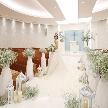 THE PLAZA (ホテルプラザ勝川):【試食も出来る♪】チャペル×神殿見学&見積り相談フェア