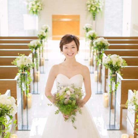 UOSHIN(ウオシン):【結婚が決まったらまずこちらへ♪】会場探し初心者さんの見学会