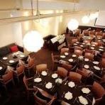 神戸旧居留地 CENTRAL:テーブルクロス黒バージョン