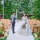 THE WEDDING RESTAURANT JURER(ウエディングレストラン ジュレ):【おしゃれに★可愛く】絶品試食x貸切邸宅ガーデンW体験フェア