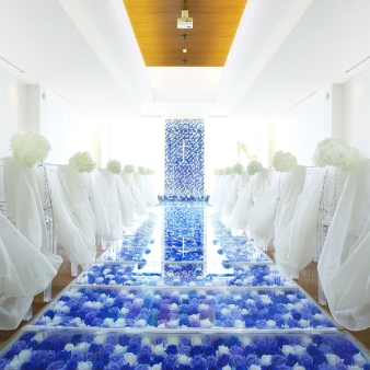 THE WEDDING RESTAURANT JURER(ウエディングレストラン ジュレ):【1組限定】チャペル体験x絶品試食x気になる予算相談