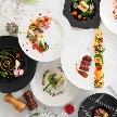 THE WEDDING RESTAURANT JURER(ウエディングレストラン ジュレ):【月1回限定】豪華6品美食X邸宅見学『プレミアム試食フェア』