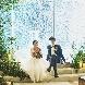 GLOBAL WEDDING DIADE(グローバル ウエディング ディアーデ):【1組貸切Wを体験!】会場演出&黒毛和牛無料試食付き♪フェア