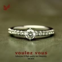 voulez vous(ヴ-レ・ヴ-):Eternity ~永遠の輝き~