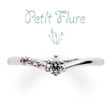 SANJI(サンジ):Petit Flure【スノードロップmini】恋のまなざし