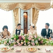 ウェスティンホテル大阪:【6~22名の少人数結婚式★コース試食付】スイートウエディング