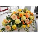 J-POP CAFE(ジェイポップ カフェ):会場装花の手配も可能です♪ウェディングデスクへお問合せ下さい。TEL 03-5459-3512