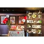 J-POP CAFE(ジェイポップ カフェ):2次会スタート前にゲストにおふたりからのプレゼント♪