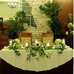 Italian Dining E'Carina!(カリ~ナ):二次会用で装飾も可能です※装飾参考事例
