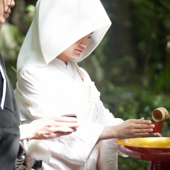 明治の森箕面 音羽山荘:【森の中の結婚式】挙式見学ができる相談会