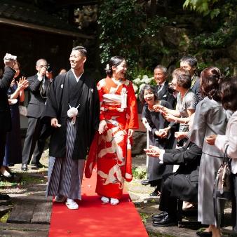 明治の森箕面 音羽山荘:【家族だけの結婚式】家族婚の相談会
