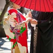 明治の森箕面 音羽山荘:【憧れの和装で結婚式】気になる和装をチェック