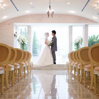Mito KEISEI HOTEL(水戸京成ホテル):【初見学にオススメ☆】憧れのチャペル&ドレス体験フェア
