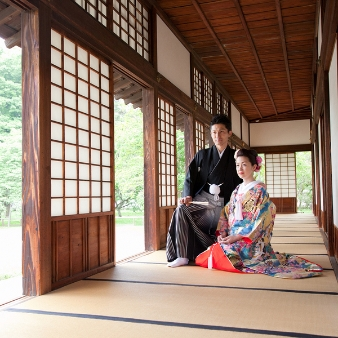 Mito KEISEI HOTEL(水戸京成ホテル):【和装試着×神殿見学】和婚フェア