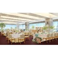 Mito KEISEI HOTEL(水戸京成ホテル):地上40メートルでフルコースを味わう1日限りのブライダルフェア