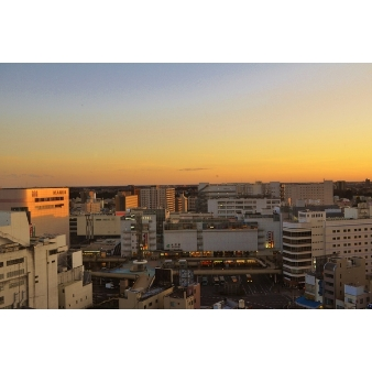 Mito KEISEI HOTEL(水戸京成ホテル):常陸牛xフカヒレ最上料理x最上階サンセットウエディングフェア