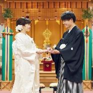 水戸京成ホテル:【和装試着&見学】伝統を味わう和装試着で神殿見学フェア