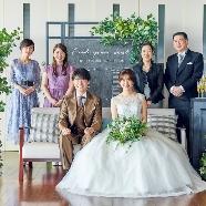 水戸京成ホテル:【家族婚相談会】有名ホテルで大切な家族におもてなしを叶える
