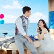 シー シェル ブルー(小さな結婚式):【大宮店】【リゾートWを検討し始めた方】シンプルW相談会