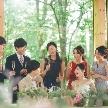 軽井沢クリークガーデン:【5組限定フルコース試食付】家族や親しい人達と叶える相談会