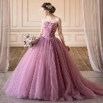 Cinderella & Co.:【Cinderella&Co】Emily ピンクグレーSS5982PGR