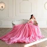 Cinderella & Co.:【Cinderella&Co】HelenaフェアリーピンクドレスSS4592FP