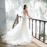 Cinderella & Co.:【スレンダードレス一番人気】レースのノースリーブのスレンダードレス AN0155
